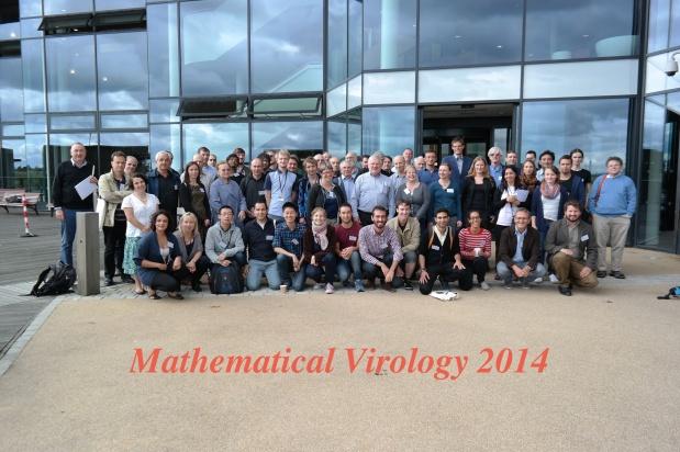Mathematical Virology conference 2014, York